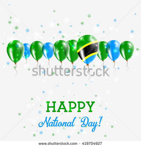 Tanzania Independence Day Stock Photos, Royalty.