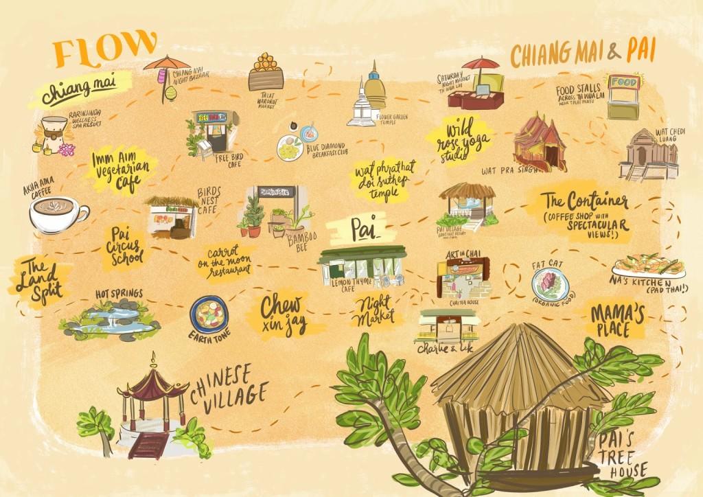 Northern Thailand: Chiang Mai + Pai Guide.