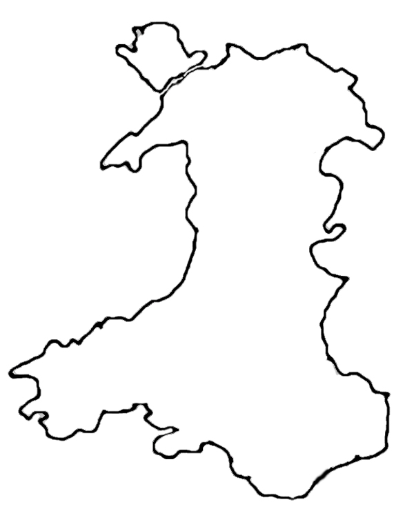 Wales Clipart.