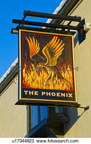 Stock Photo of England, North Yorkshire, York. The Phoenix pub.