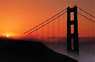 Northern california clipart #7