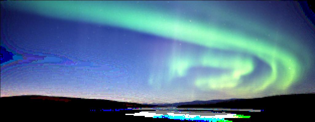 HD Northern Lights Transparent.