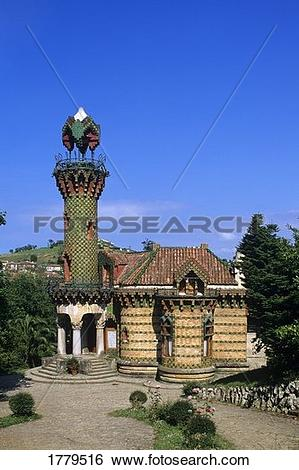 Stock Images of El Capricho Northern Spain 1779516.