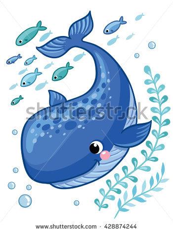 Whale Underwater Stock Photos, Royalty.