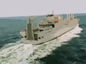 Sea Trials Of Usns Benavidez (t.