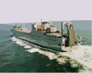 Sea Trials Of Usns Benavidez (t.