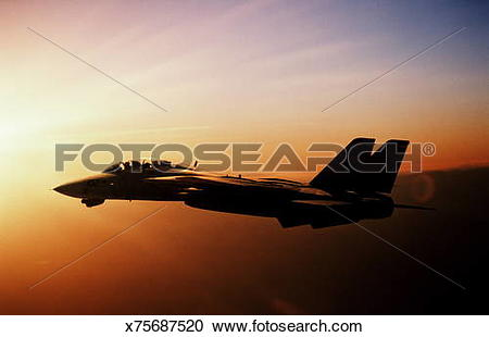 Stock Photography of U.S. Navy Northrop Grumman F.