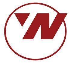 Northwest Orient Airlines logo by Landor Associates, \