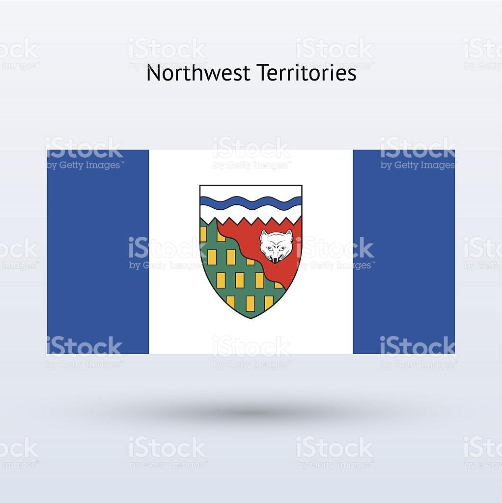 Territory Of Northwest stock vector art 451028139.