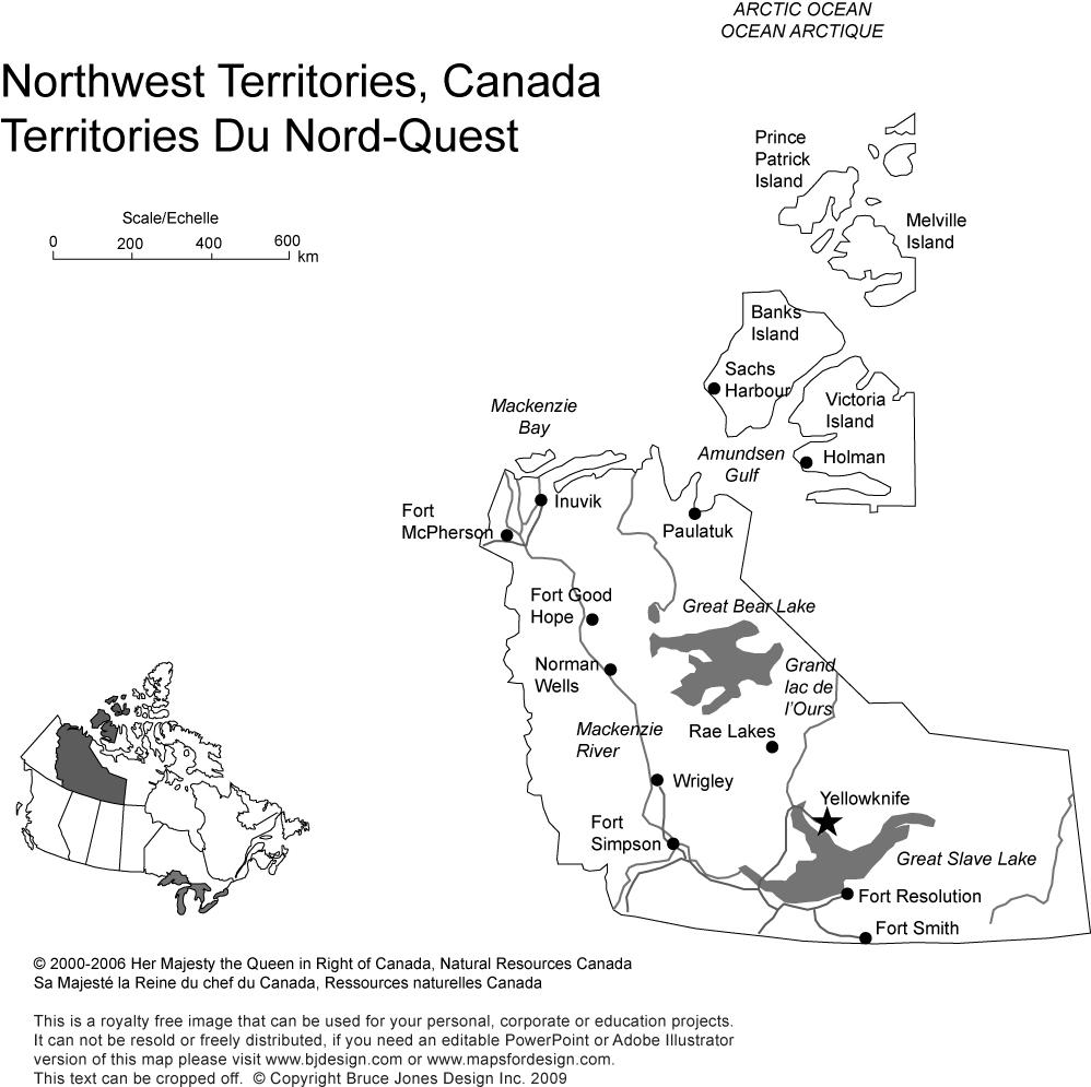 Image north america northwest map clipart bw free.