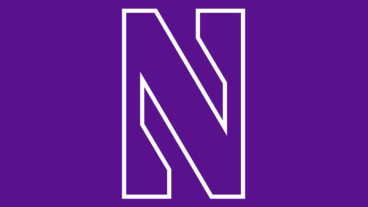 Northwestern Wildcats Logo.