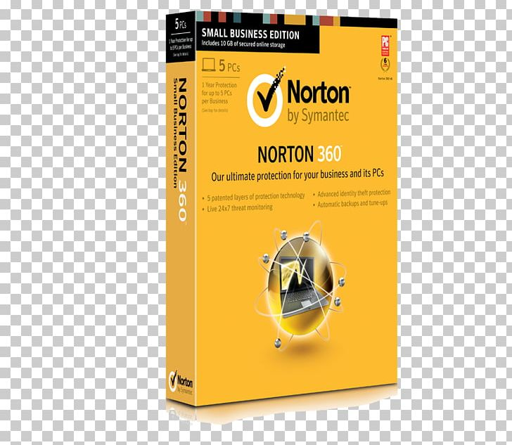 Norton AntiVirus Antivirus Software Symantec Norton 360 PNG.