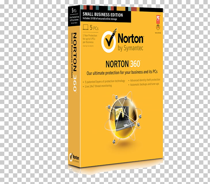 Norton AntiVirus Antivirus software Symantec Norton 360.