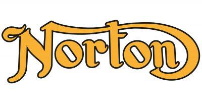 Norton motorcycle logo history and Meaning, bike emblem.