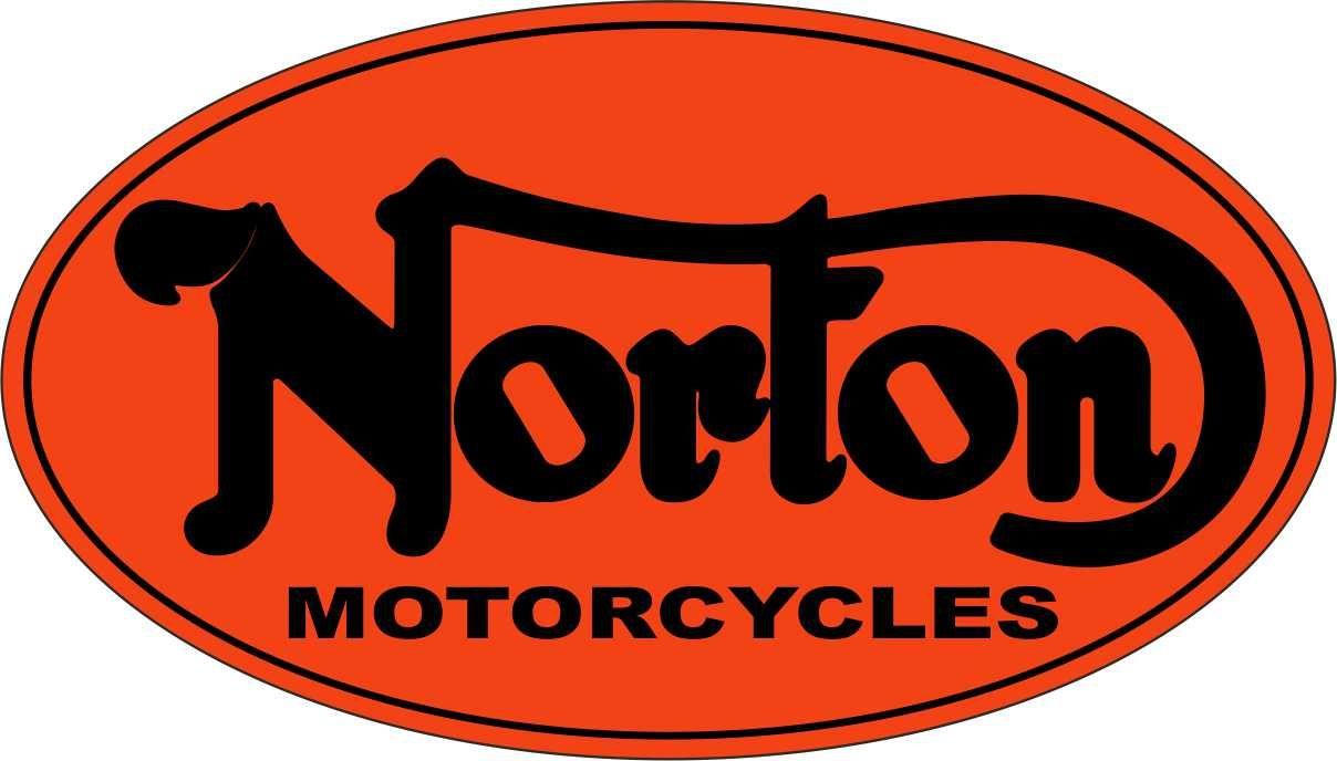 norton motorcycles logo.