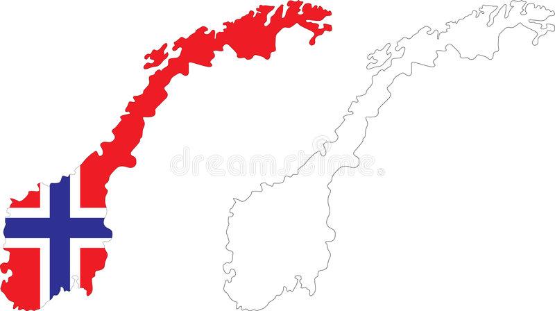 Norway Stock Illustrations.