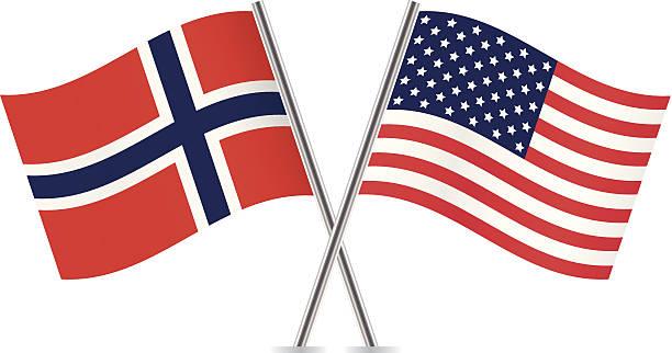 Best Norway Flag Illustrations, Royalty.