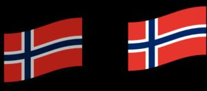 Norwegian Flag Clip Art at Clker.com.