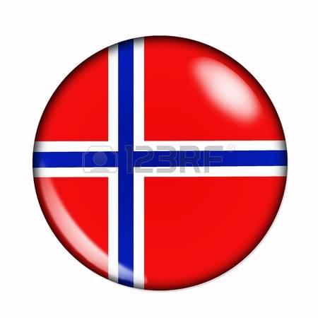 Norwegian flag clipart #12