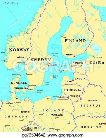 Norway Clip Art.