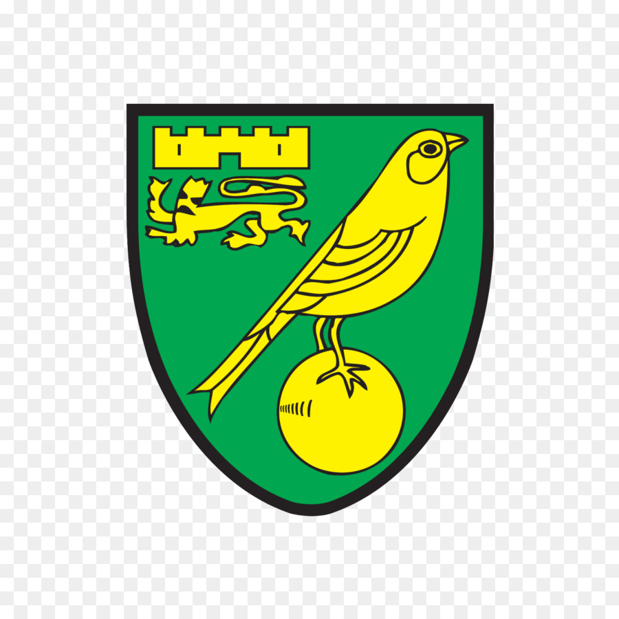 Norwich City Fc Green png download.
