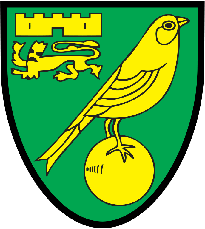 Norwich City Clipart.