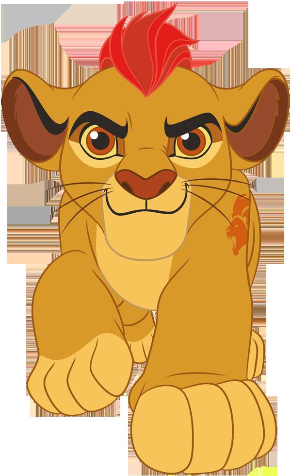 Lion Guard Clipart.