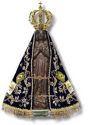 Blog do Catequista Roberto: Nossa Senhora Aparecida.