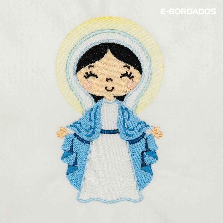 Matriz de Bordado Nossa Senhora das Graças (cód. 122831.