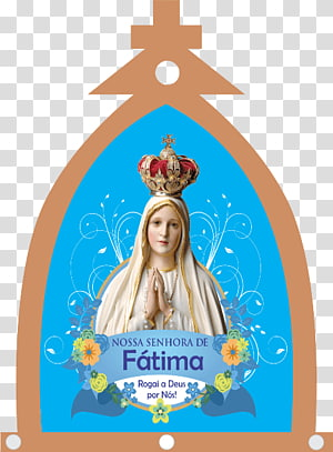Fatima transparent background PNG clipart.