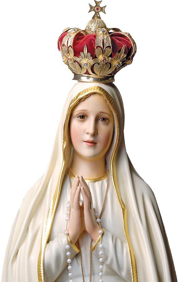 A Virgem de Fátima nos convoca à vivência do Evangelho.