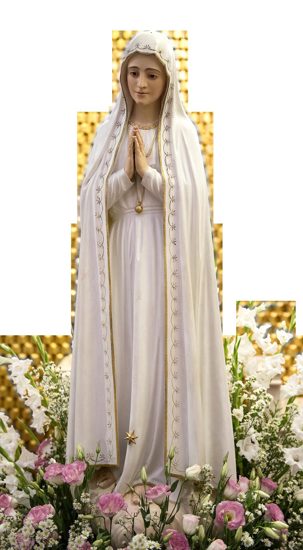 NOSSA SENHORA DE FÁTIMA « Paróquia de São Judas Tadeu.