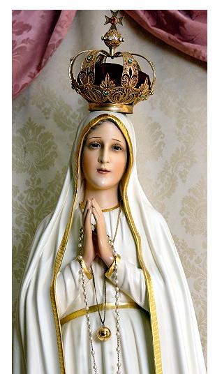 Associação Devotos de FátimaOração à Nossa Senhora de Fátima.