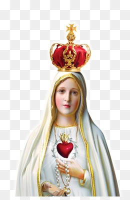 Our Lady Of Fatima PNG.