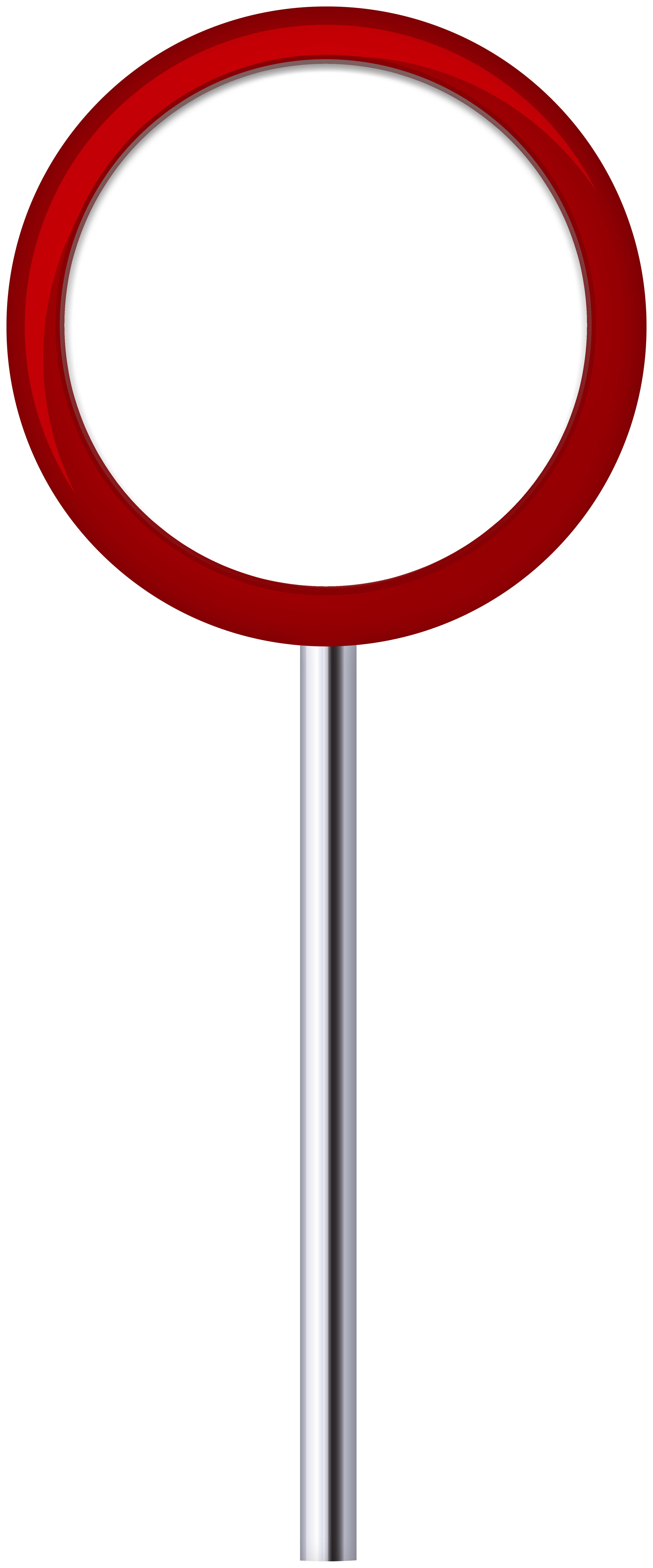 Red Not Allowed Sign PNG Clip Art.
