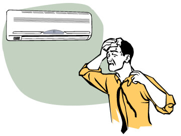 Top 5 Reasons Why Is Your Aircon Not Cold.