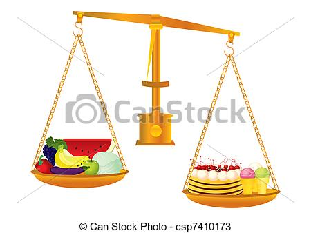 not nutritious food clipart #15