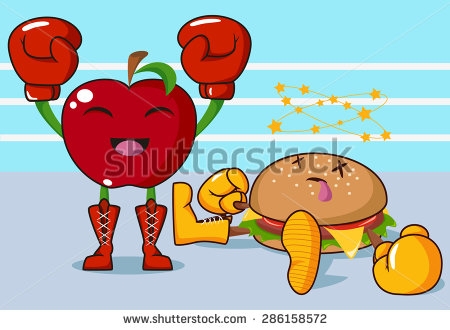 not nutritious food clipart #14