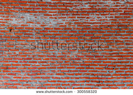Red Brick Wall Seamless Vector Illustration Stock Vector 109482227.