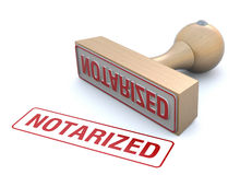 Notary Stock Illustrations.