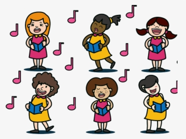 Transparent Notas Musicales Vector Png.