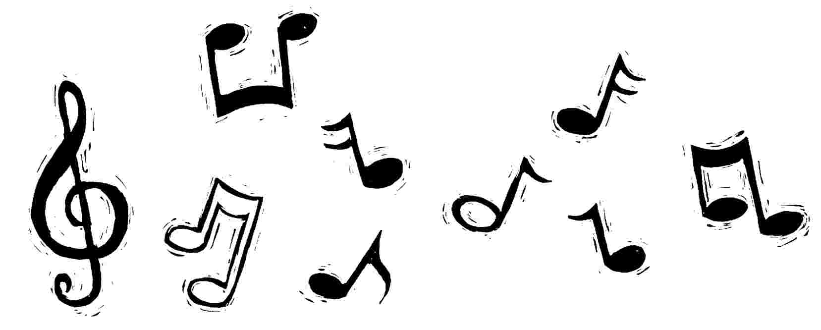 Music Notation Clipart.