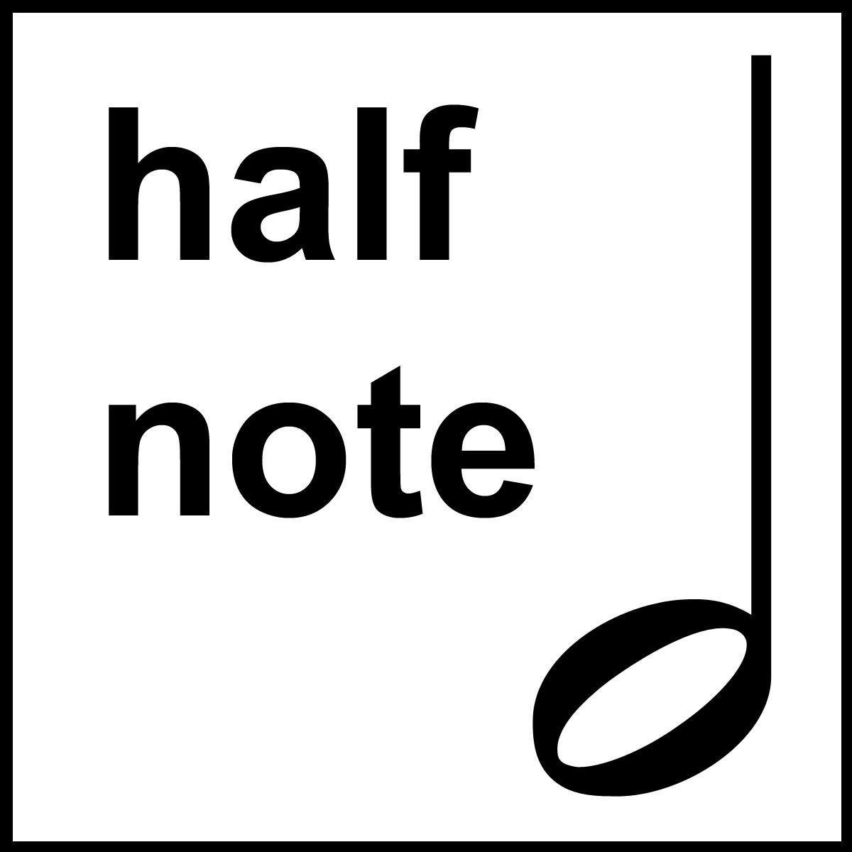 Clip Art: Music Notation: Quarter Rest B&W Labeled.