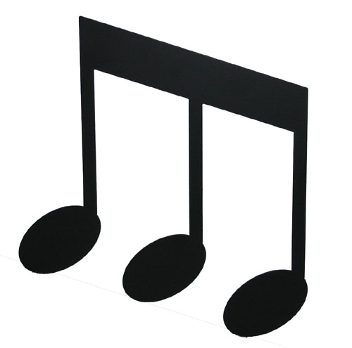 Musical Note Image.