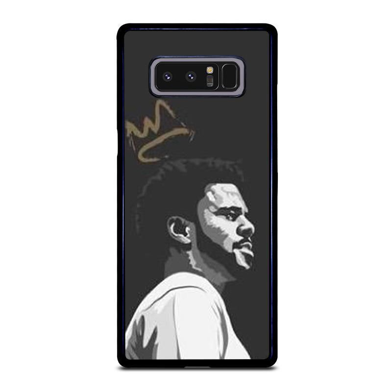J COLE CLIPART Samsung Galaxy Note 8 Case Cover.