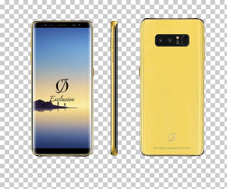 Smartphone Samsung Galaxy Note 8 Samsung Galaxy Note II.