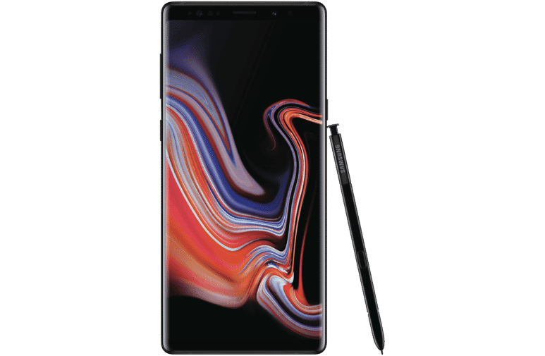 Samsung 1091004833 Galaxy Note9 128GB Black at The Good Guys.