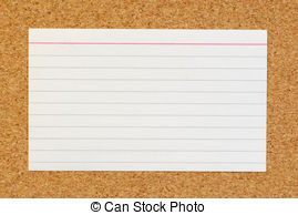 Index card Clip Art and Stock Illustrations. 3,140 Index.