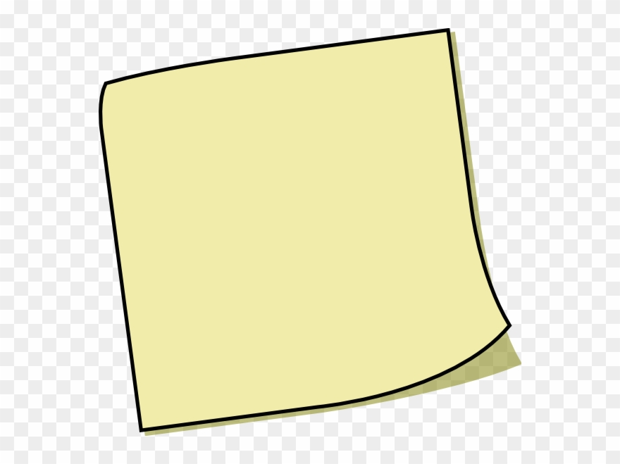 note clipart png #4