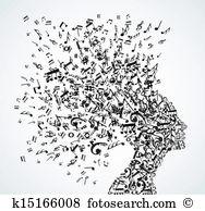 Quarter note Clipart Illustrations. 1,142 quarter note clip art.